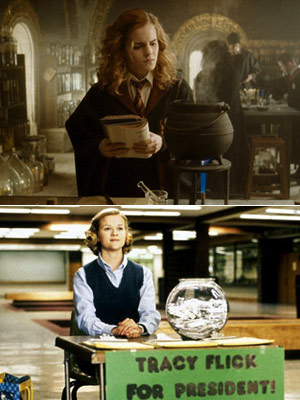Election, Harry Potter and the Prisoner of Azkaban