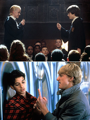 The Karate Kid, Harry Potter and the Chamber of Secrets