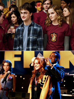 Mean Girls, Harry Potter and the Half-Blood Prince