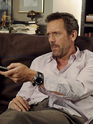 House, Hugh Laurie | ''I really, really want to see Hugh Laurie win this year. He has deserved to win the Emmy each year he's been on House —…