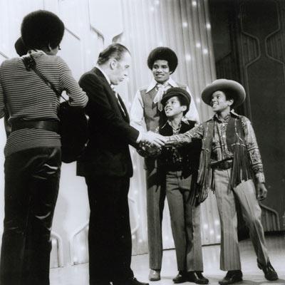 Ed Sullivan, Jackie Jackson, ...