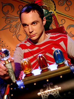 The Big Bang Theory, Jim Parsons | ''Parsons is hilarious any time he's on screen as Sheldon in The Big Bang Theory , but his performance in the Christmas present episode [''The…