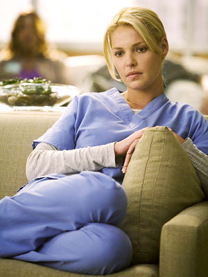 Katherine Heigl, Grey's Anatomy | Pissed KATHERINE HEIGL didn't get a nom. She was fantastic on Grey's Anatomy this season and was far better than both of her co-stars who…