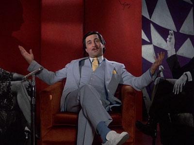 Robert De Niro, The King of Comedy