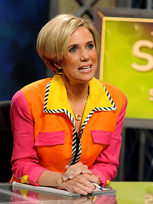 Saturday Night Live, Kristen Wiig | ''I'm all about Kristen Wiig's nomination. She totally makes SNL every week. Her characters and comic timing and voice make her stand out and shine…