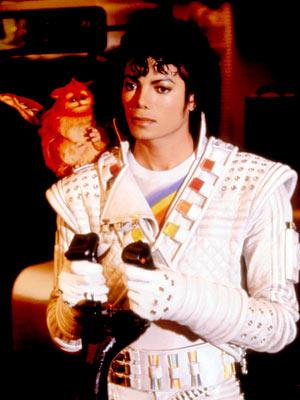 Captain Eo, Michael Jackson