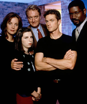 Now and Again | NOW AND AGAIN (CBS, 1999-2000) Number of Episodes: 22 From the creator of Moonlighting , this drama's high-concept plot (John Goodman's insurance salesman gets hit…
