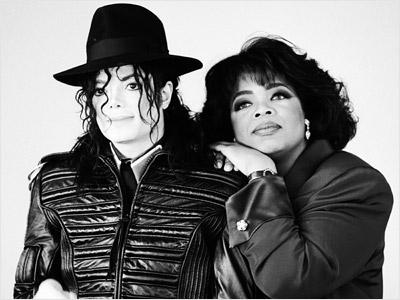 Oprah Winfrey, Michael Jackson