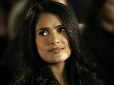 Salma Hayek, 30 Rock | Am I the only one who thinks SALMA HAYEK was robbed for her guest spots on 30 Rock ? I mean, really, is it just…