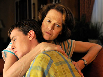Ryan Kelley, Sigourney Weaver | ''I'm so happy for Sigourney Weaver. I thought that the film itself, Prayers for Bobby , was one of the most moving, touching Lifetime movies.…