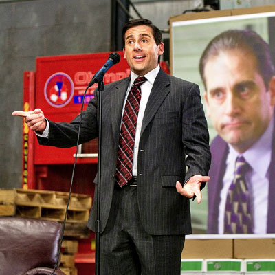 The Office, Steve Carell | ''I'm thrilled to see Steve Carell nominated for his performance on The Office this year. Michael's heartbreak after Holly left was a turning point for…