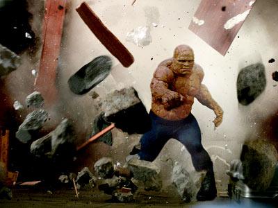 Fantastic Four, Michael Chiklis