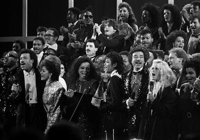 Diana Ross, Elizabeth Taylor, ...