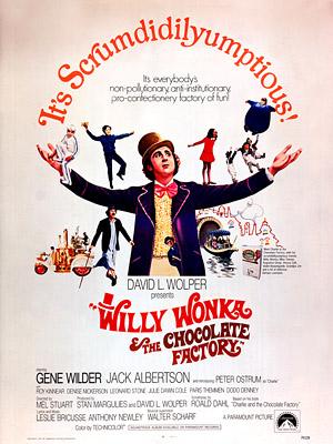 Willy Wonka and the Chocolate Factory, Gene Wilder