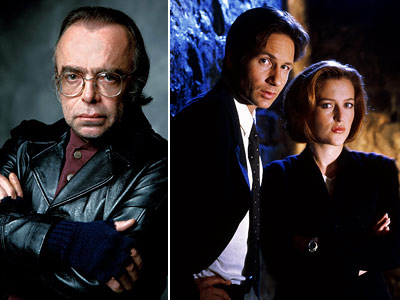 The X-Files, David Duchovny, ...