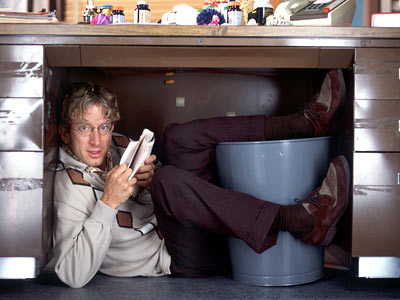 Andy Dick, NewsRadio | He's become better known for the trouble he's gotten into, but Andy Dick used to be really funny — especially as NewsRadio 's cat-loving idiot…