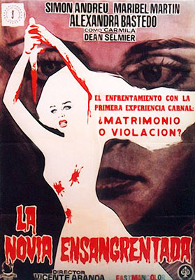 Who could resist being sucked in by this Euro slasher's tagline: ''See why she had to kill every man on his wedding night!''? The film…