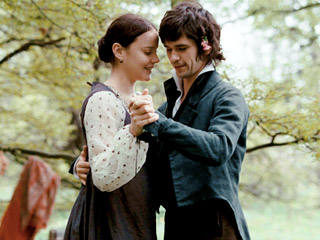 Bright Star, Abbie Cornish, ... | BRIGHT STAR Abbie Cornish and Ben Whishaw dance the day away