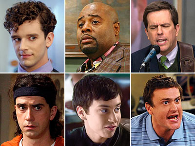 Ed Helms, Chi McBride, ... | NEXT PAGE: The EWwy nominees for Best Supporting Actress in a Comedy