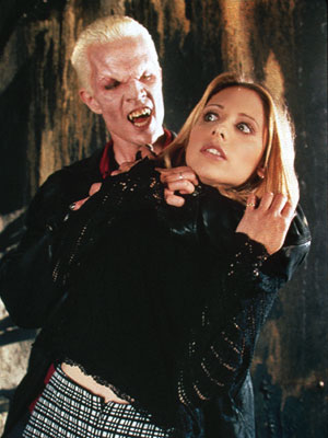 Sarah Michelle Gellar, Buffy the Vampire Slayer | Buffy the Vampire Slayer (1997-2003) Joss Whedon began his iconic TV career with this mash-up of teenage high-school soap opera and bad-ass horror monster movie…