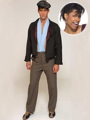 HOT MESS Carmen Webber's menswear disaster (season 4, episode 3) We won't deny that menswear is tough. It demands a different set of tailoring skills…