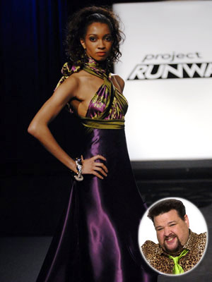HOT Chris March's purple gown (season 4, episode 1) Like season 3's Michael Knight, the lovable Chris March failed to get the judges' attention in…