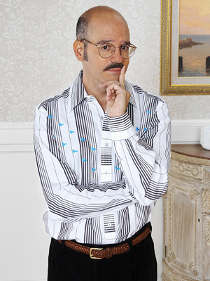 David Cross, Arrested Development | That Cross is some kind of something. Boy, this Cross is all anybody's ever talking about. So sick and tired of hearing about how brilliant…