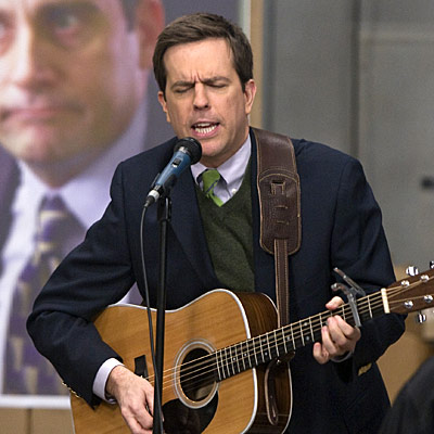 Ed Helms, The Office | ''There's a lot to like among The Office 's supporting players, but Ed Helms has made Andy likable and endearing, while not sacrificing any of…