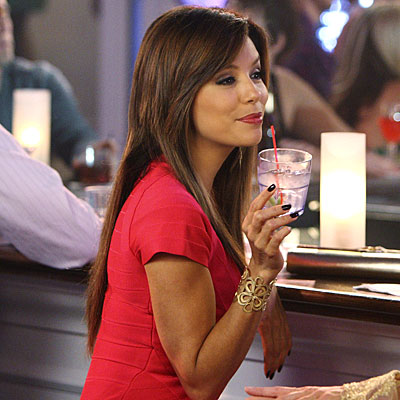 Eva Longoria, Desperate Housewives | ''Umm...where's Eva Longoria Parker among the Emmy nominees? She was the funniest thing on Desperate Housewives this year!'' — Brandon Watch a clip on Hulu.com