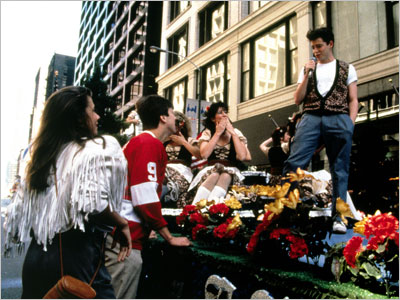Ferris Bueller's Day Off | Chicago School is for suckers. Take a personal day, borrow a hot ride, and make your way to the Windy City. It's got museums, ball…