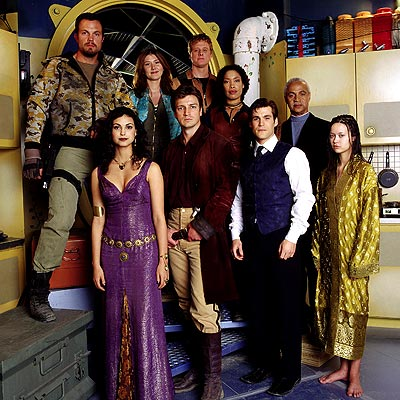 Firefly | FIREFLY (Fox, 2002-03) Number of Episodes: 14 Yet another Fox casualty, this sci-fi Western followed the renegade crew of the ragtag smuggling vessel Serenity .…