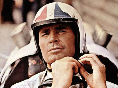 Grand Prix, James Garner