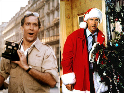 Chevy Chase, National Lampoon's European Vacation, ...