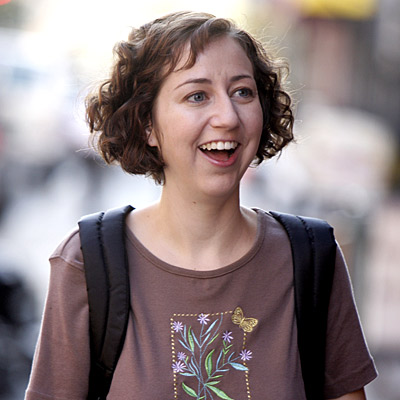 Best Supporting Actress in a Comedy KRISTEN SCHAAL, Flight of the Conchords
