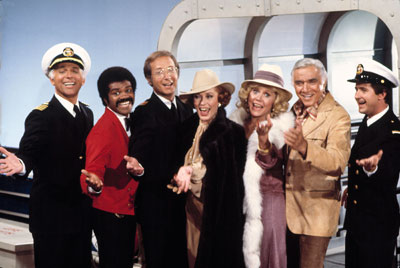 Ted Lange, Lorne Greene, ... | The Love Boat (1977-1987) This frothy romp defined Saturday-night TV: lots of guest stars, family-friendly romance, and countless trips to Puerto Vallarta aboard the Pacific…