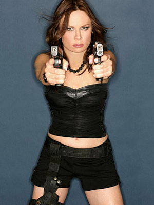 Mary Lynn Rajskub | Chloe O'Brien on 24 What would C.T.U. be without the sardonic, deadpan wit of Rajskub's Chloe O'Brien? A soul-sucking haven of stressed-out, asocial tech geeks…