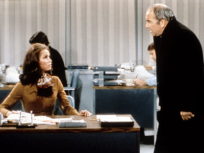 Ed Asner, Mary Tyler Moore, ...