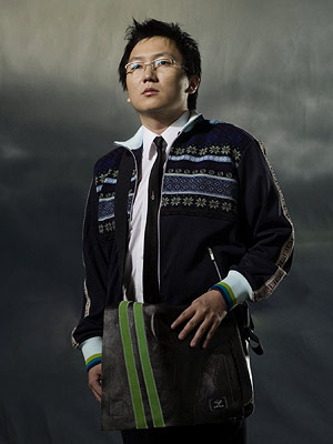 ''Save the cheerleader, save the world!'' Hiro Nakamura (Masi Oka), Heroes Submitted by travlncarrie