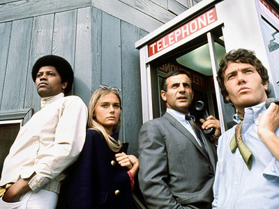 The Mod Squad | The Mod Squad (1968-1973) Aaron Spelling 's career took off with this highly stylized series about troubled young people who are recruited to become undercover…