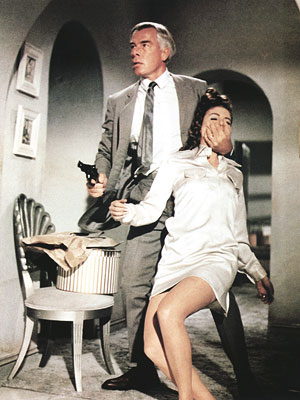 Lee Marvin, Point Blank