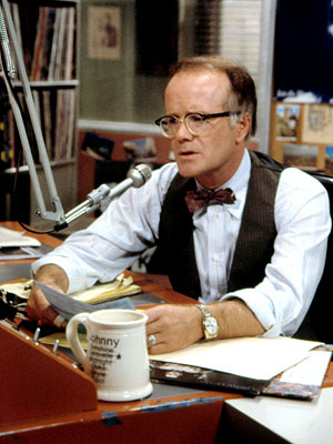 WKRP in Cincinnati | The show received three consecutive nominations for best comedy, but Sanders' work as newsman Les Nessman — the kind of serious (but absurd) supporting character…