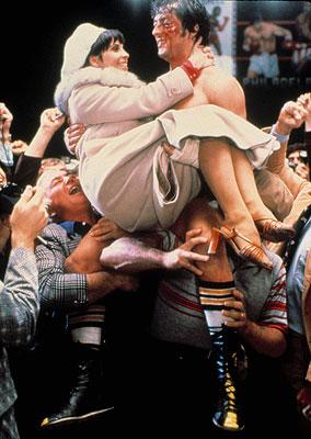 Rocky, Sylvester Stallone, ...