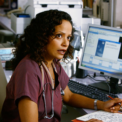 Judy Reyes, Scrubs | ''Judy Reyes is kind of a wild card, and this award would be long overdue, especially since we probably won't be seeing her again because…