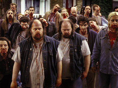 Shaun of the Dead | Alert! The dead have risen and are feasting on the living — but in the lumpish working-class Britian of Edgar Wright and Simon Pegg's zombie…