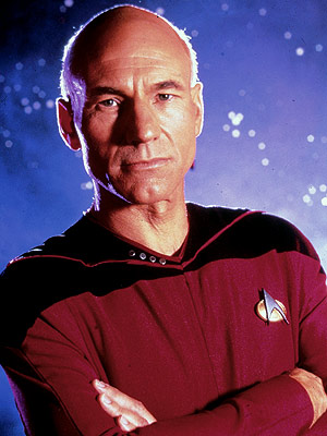 Patrick Stewart, Star Trek: The Next Generation