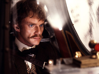 Time After Time, Malcolm McDowell