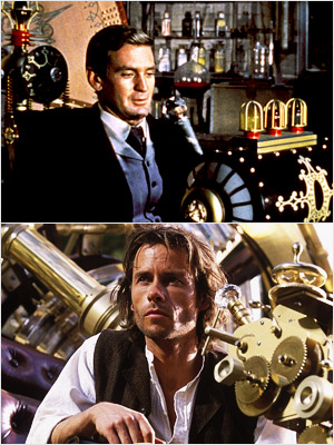The Time Machine, Rod Taylor