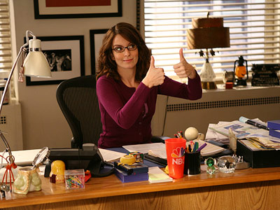 Tina Fey, 30 Rock   ''I want to go to there.'' Liz Lemon (Tina Fey), 30 Rock Submitted by Adam