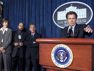 Martin Sheen, Allison Janney, ... | The West Wing (1999-2006, though Sorkin left after the 2002-2003 season) In its first four years on the air, The West Wing won four Best…