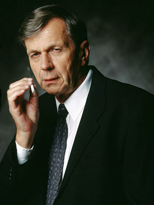 The X-Files, William B. Davis | If David Duchovny's Mulder and Gillian Anderson's Scully were the heart and soul of The X-Files , then William B. Davis' Cigarette Smoking Man was…